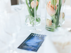 Hochzeit-DG Buffet karte